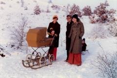 Vintertur på heden