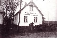 Tømrermester N. Chr. Laursens hus