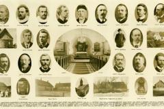 Kirker, skoler og lærere 1919