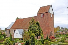 Linå Kirke fra 1200-tallet