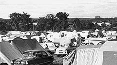 Campingpladsen 1961
