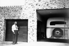 Michael Kristensens garage