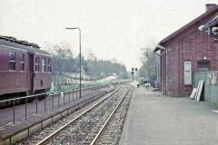 Tog ved Svejbæk Station