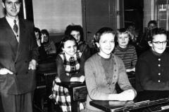 Sejs Skole 1957