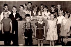 Sejs-Skole 1960