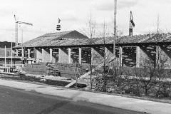 Sejs-Skole. Byggeri