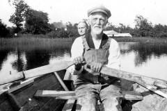 Købmand Sigurd Egeberg